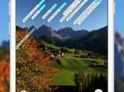 PeakVisor, l'app info nome sulle montagne