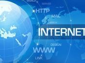 Internet grande rete cambiato nostro modo vivere, passato, presente futuro.