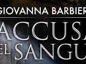 """l'accusa sangue"" nuovo libro giovanna barbieri"