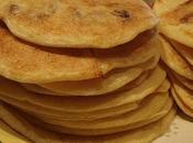 Recupero pasta madre versione pancakes