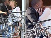 Kanye West scatenato Cannes Kate Upton