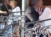 Kanye West scatenato Cannes Kate Upton