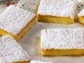 dolce leggero delicato: mattonella ricotta, yogurt limone