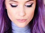 Trend alert: violet hair tendenza capelli viola