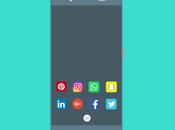 Replacing default Google Launcher saved Nexus