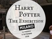 """Harry Potter Exhibition"" Milano 2018"