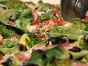 "Pizza ""turco"" cicoria"