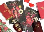 Avon Mesmerize Red, profumi coppia Valentino