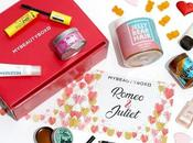MyBeautyBox Romeo Juliet