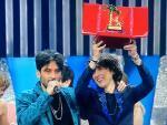 Sanremo 2018 finale: vincono Ermal Meta Fabrizio Moro, secondi Stato Sociale, terza Annalisa. Baglioni record, Favino Oscar, Hunziker grande padrona casa