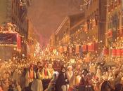 L'antico Carnevale Romano corsa Moccoletti
