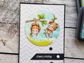 [#DIY Guest post] Come fare card Copic Distress Oxide Gothic Lolita style