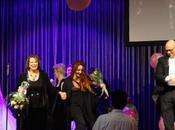 Claudia cardinale gala' d'apertura donne canto
