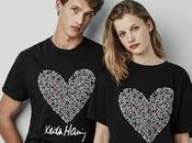 Flash News: Stradivarius Keith Haring Valentino