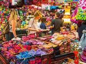 Chatuchak Market Bangkok: (deludente) mercato grande d'Asia