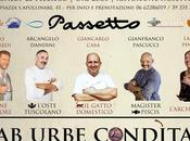 Urbe Condìta: cena mani, ispirata all'antica Roma, Passetto