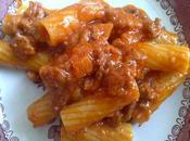 Ragu' salsiccia