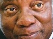 Sudafrica:Ramaphosa Paese parlato collaborazione pari componente nera bianca proposito espropri terreni agricoli