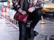 Giubbotto donna: look antipioggia alla York Fashion Week