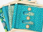 Montessori: telai delle allacciature
