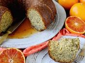 Poppy Seed Citrus Cake: Torta Semi Papavero Arance