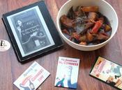 """MANGIA CIO` LEGGI #113: Irish stew pentola pressione elettrica) ispirato preoccuperti vita facile"""" Agnès Martin-Lugand"""