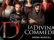 Divina Commedia opera musical Teatro Ciak. Bari date estive