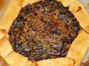 Tortino spinaci pecorino