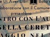 Eventi lettura Incontro l'autore#23 Luisella Ceretta 1982 viaggio tempo