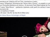 L'Orchestra Fatata Maestro Clarinetto FestivalMann