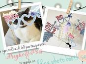 Wedding photo booth omaggio partecipazioni firmate Pieghe&Pois