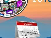 Calendario 2018 Apps