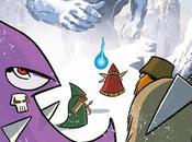 """castello ghiaccio"""", primo numero 4Hoods"""