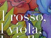 rosso, viola giallo Poesie d'Amore: nuovi libri Leonardo Manetti copertine realizzate Antonella Iacopozzi