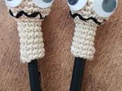Tappo penne crochet amici penna