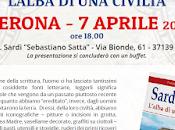 Verona, Aprile 2018. Presentazione libro Pierluigi Montalbano sulla Civiltà Nuragica.