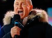 Vladimir Putin ovviamente vinto elezioni