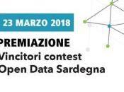 Premiazione progetti vincitori Contest Open Data Sardegna
