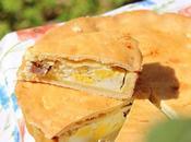 Torta salata alla ricotta pizza rustica lucana