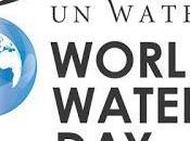 Giornata Mondiale dell'Acqua stimolo combattere lobbies vogliono impossessarsi delle fonti Italia