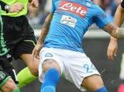 Sassuolo-Napoli, ufficiale: cambia l'orario d'inizio della partita