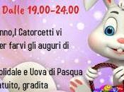 Roma, marzo 2018, tutti insieme l'Aperi-Catorci Happy Easter