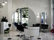 Progettazione interni negozio parrucchiere