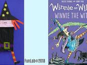 Book Club lettura inglese riciclo creativo libro Winnie Witch