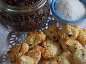 Biscotti cocco senza lattosio