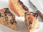torta variegata alle pere