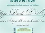 Sanremo Davide Jungometro.Aprile-luglio 2018.III terzo percorso astrogenealogia online astrologia antica libro 500.