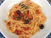Quanti modi fare rifare Spaghetti alla puttanesca