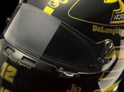 "Stilo ""Ayrton Senna Tribute"" Christophe Artwork painted Designs"