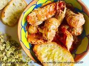 Cicala Mare Pannocchia Ricetta Zuppetta Cicale mare umido origano